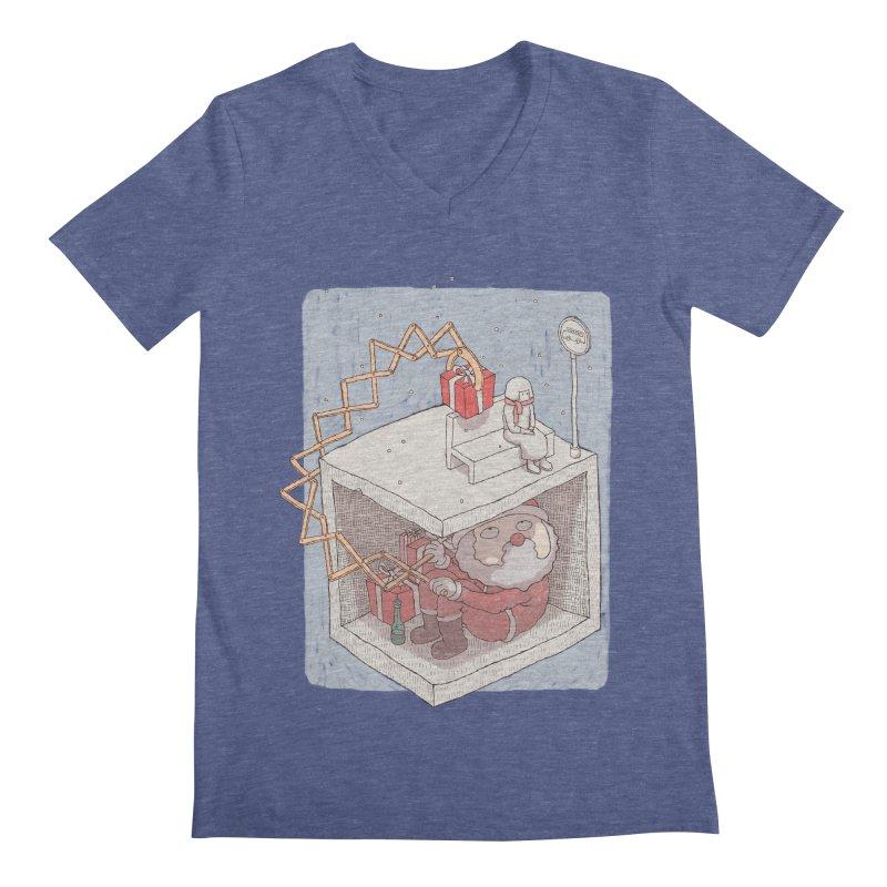 magic gift Men's V-Neck by makapa's Artist Shop