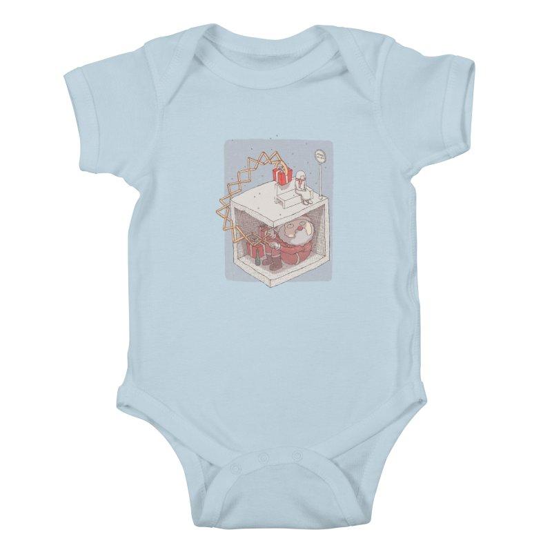 magic gift Kids Baby Bodysuit by makapa's Artist Shop