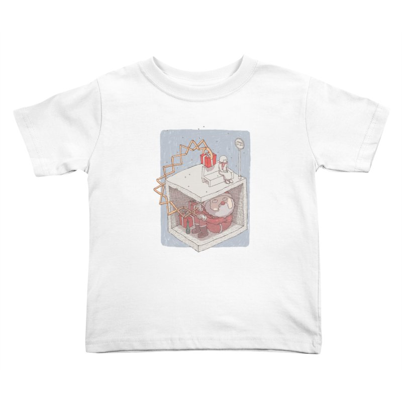 magic gift Kids Toddler T-Shirt by makapa's Artist Shop