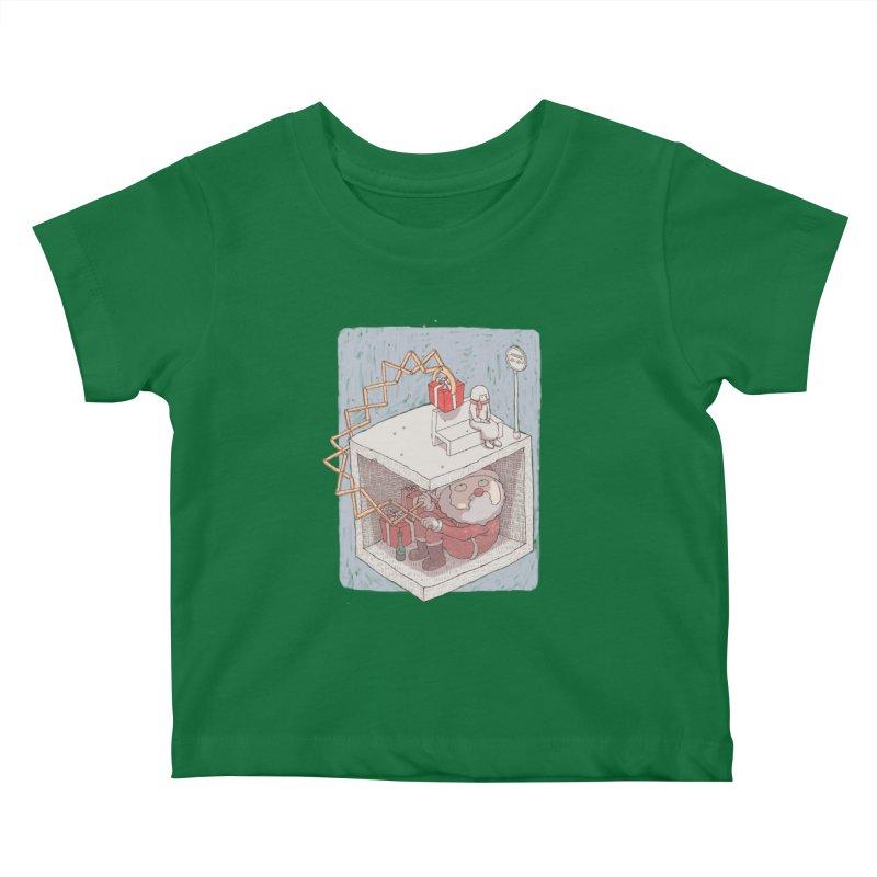 magic gift Kids Baby T-Shirt by makapa's Artist Shop