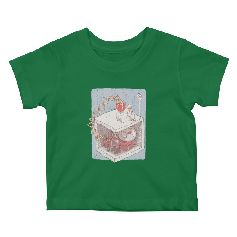 magic gift Kids Baby T-Shirt by makapa's Artist Shop