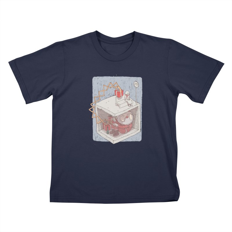 magic gift Kids T-Shirt by makapa's Artist Shop