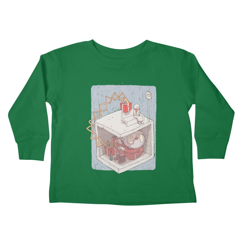 magic gift Kids Toddler Longsleeve T-Shirt by makapa's Artist Shop