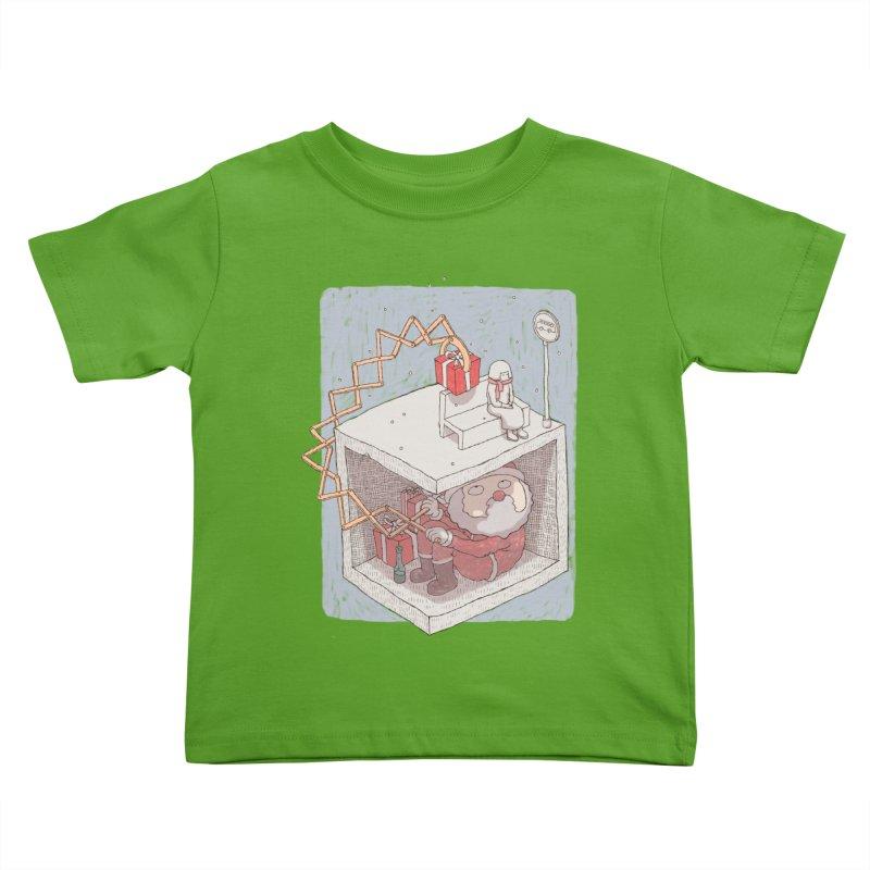 magic gift Kids Toddler T-Shirt by makapa's Artist Shop
