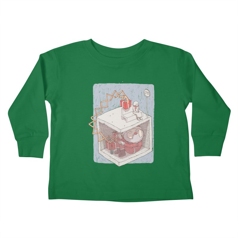 magic gift Kids Toddler Longsleeve T-Shirt by makapa's Artist Shop