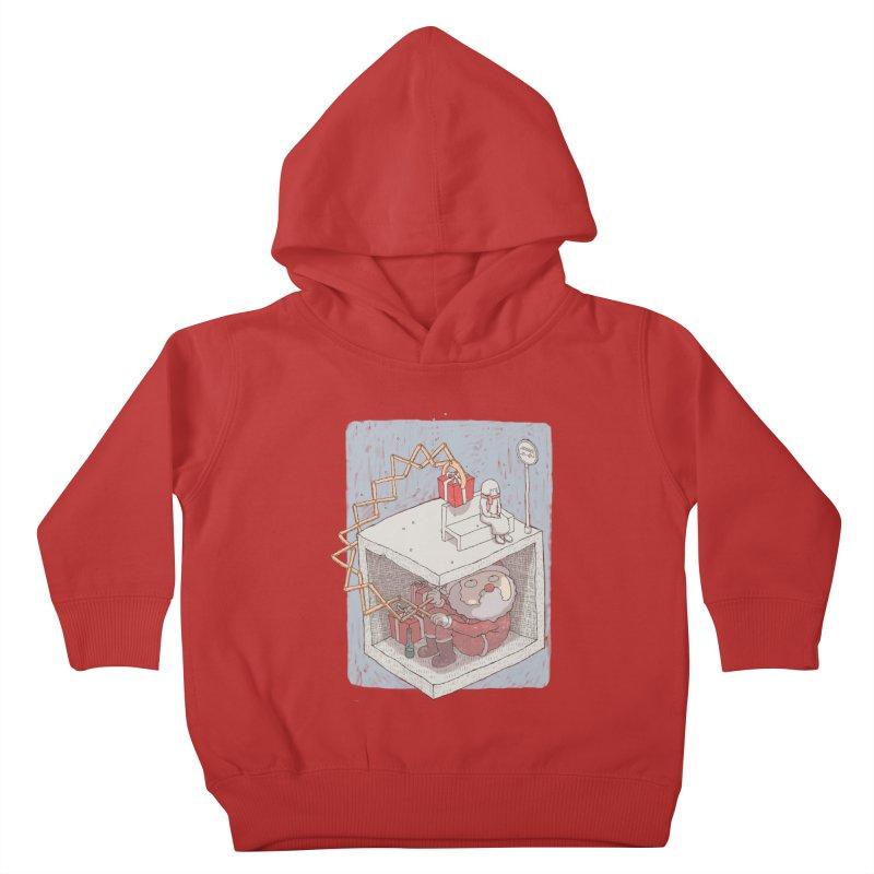 magic gift Kids Toddler Pullover Hoody by makapa's Artist Shop