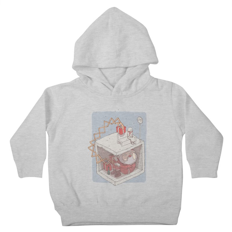 magic gift Kids Toddler Pullover Hoody by makapa's Artist Shop