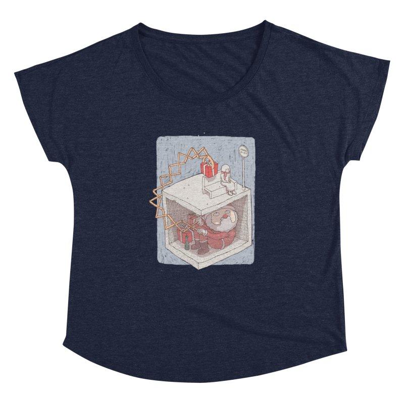 magic gift Women's Dolman Scoop Neck by makapa's Artist Shop