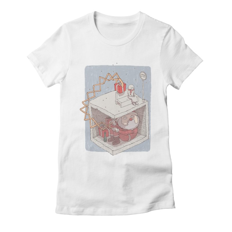 magic gift Women's T-Shirt by makapa's Artist Shop