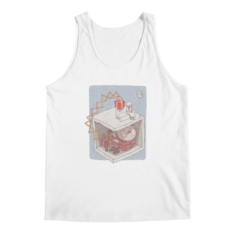 magic gift Men's Regular Tank by makapa's Artist Shop
