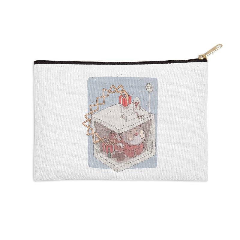 magic gift Accessories Zip Pouch by makapa's Artist Shop