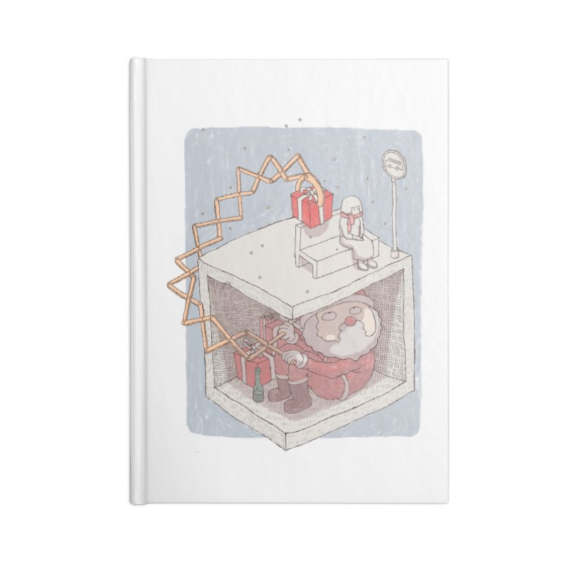 magic gift Accessories Lined Journal Notebook by makapa's Artist Shop