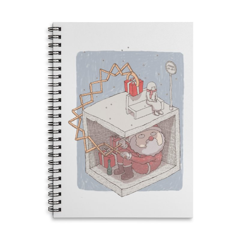 magic gift Accessories Notebook by makapa's Artist Shop