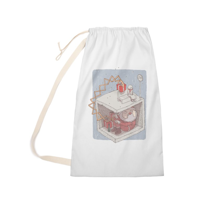 magic gift Accessories Laundry Bag Bag by makapa's Artist Shop