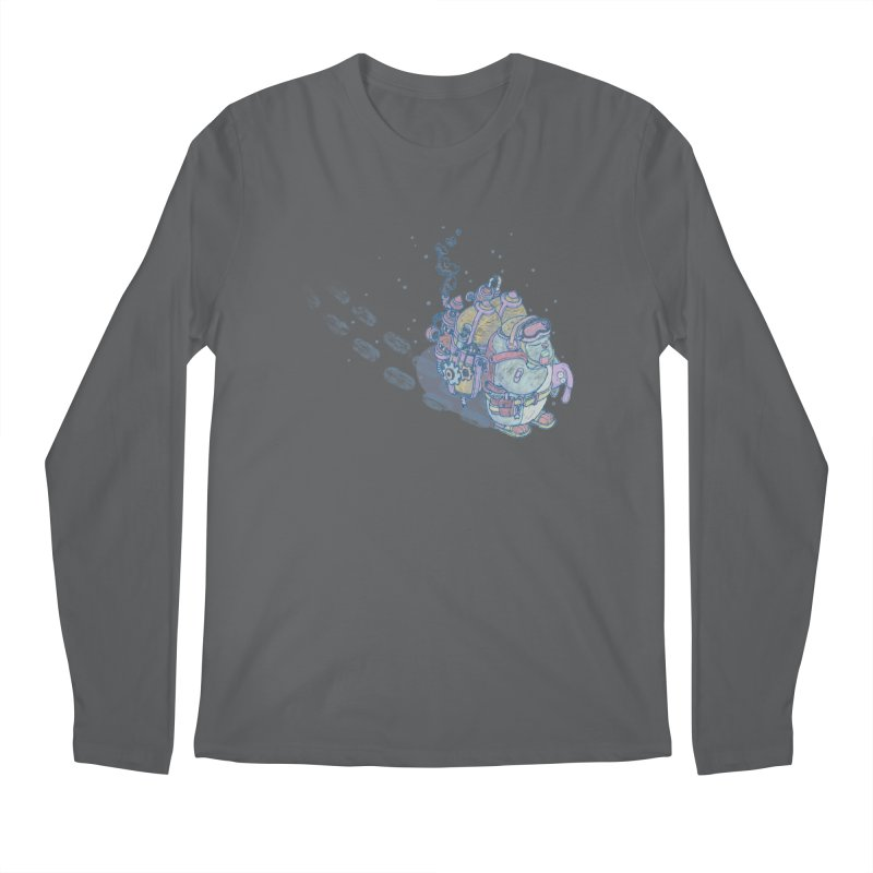in my way Men's Longsleeve T-Shirt by makapa's Artist Shop