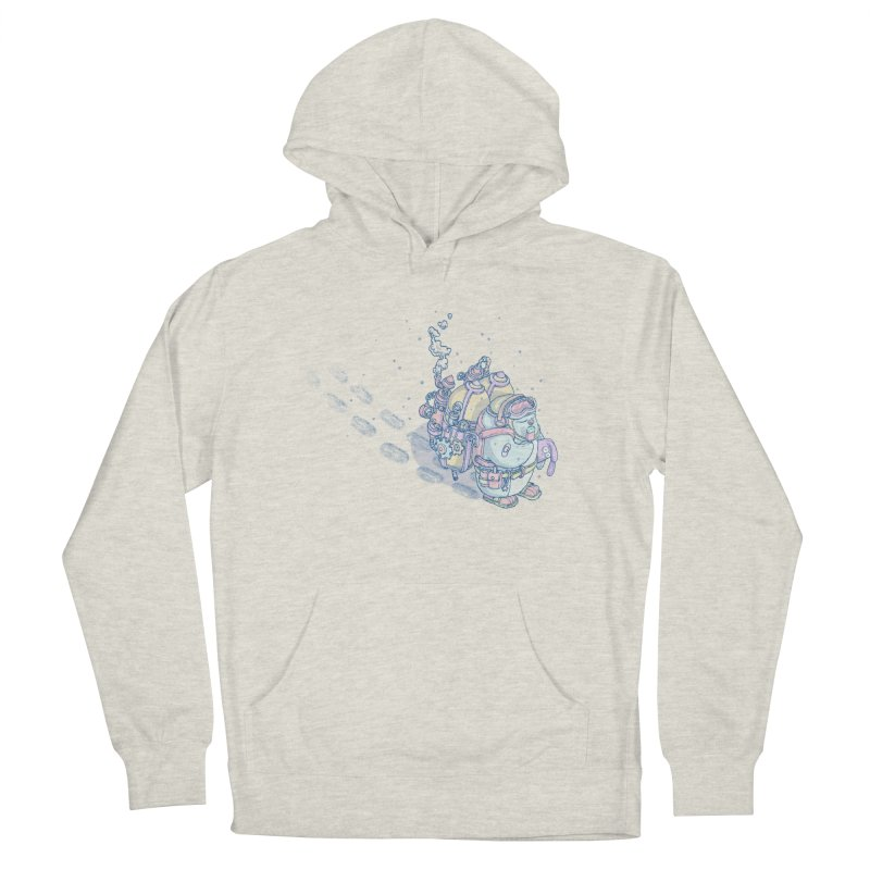 in my way Men's Pullover Hoody by makapa's Artist Shop