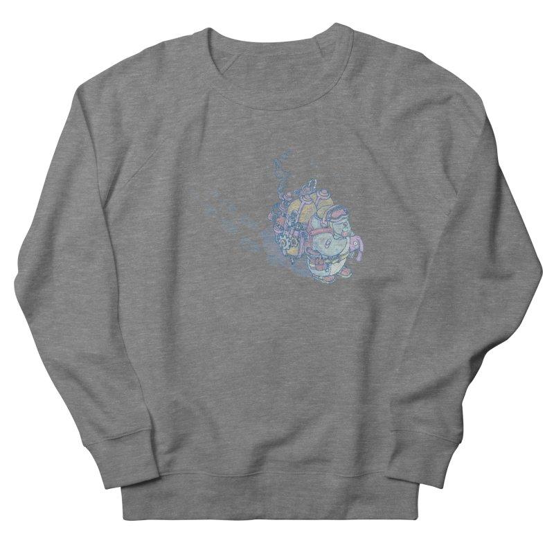 in my way Men's Sweatshirt by makapa's Artist Shop