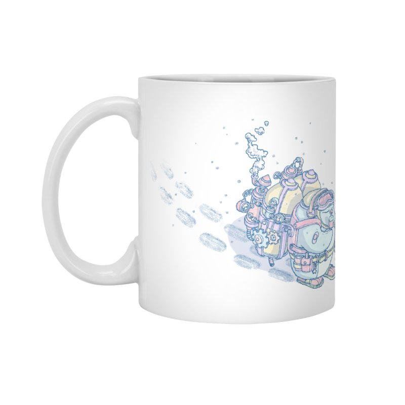 in my way Accessories Standard Mug by makapa's Artist Shop