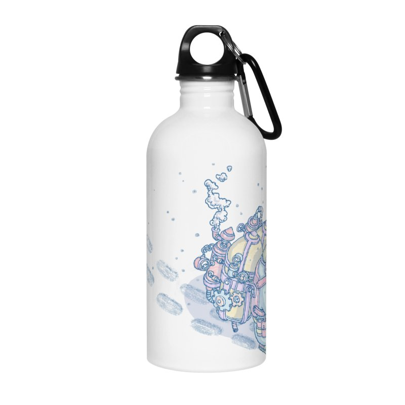 in my way Accessories Water Bottle by makapa's Artist Shop