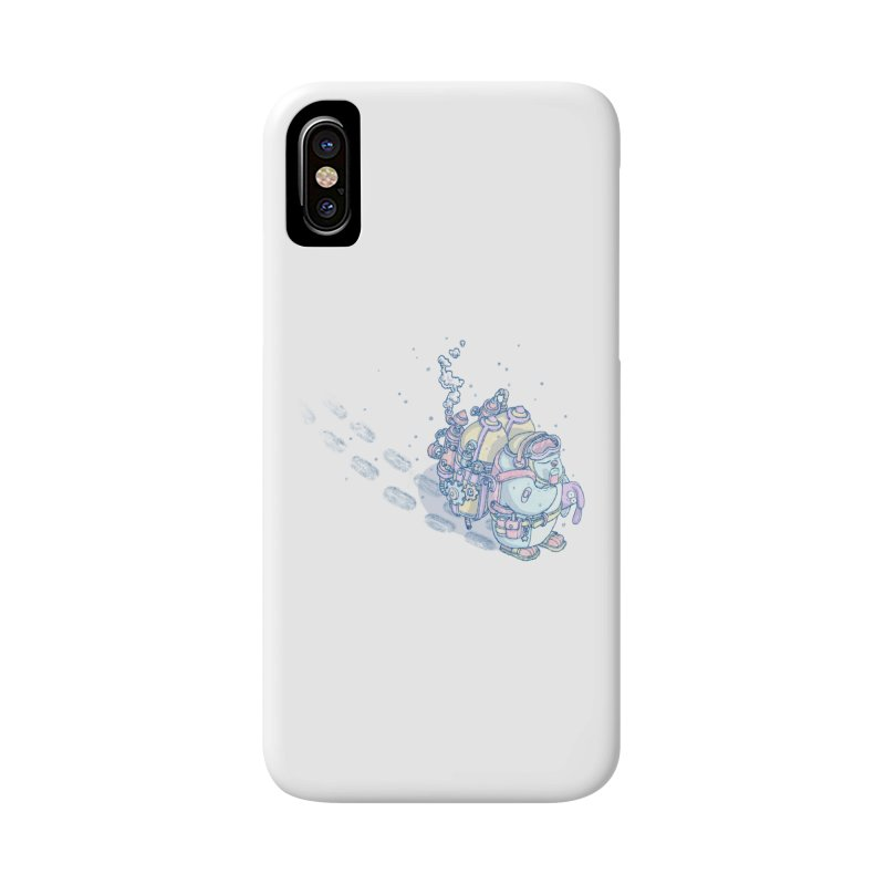 in my way Accessories Phone Case by makapa's Artist Shop