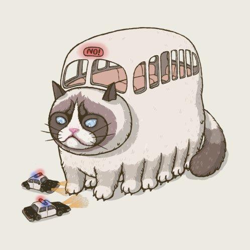 Design for grumpy bus