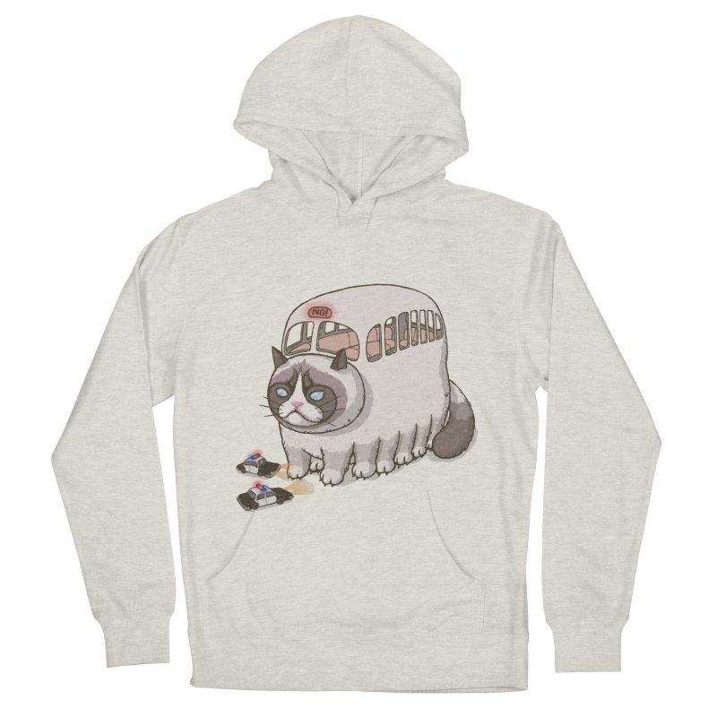 grumpy bus Men's Pullover Hoody by makapa's Artist Shop