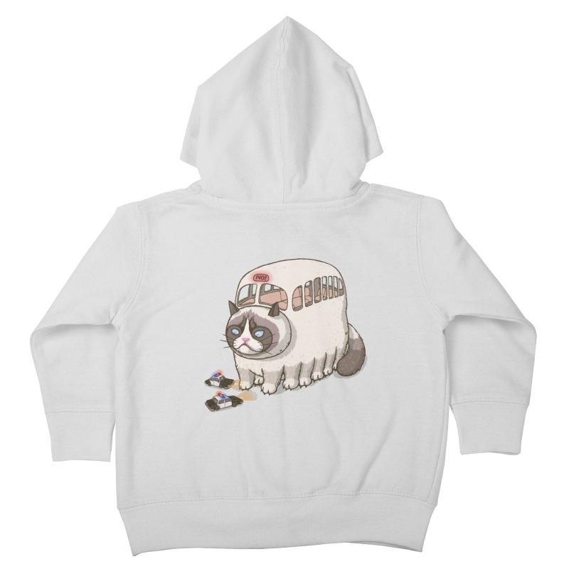 grumpy bus   by makapa's Artist Shop