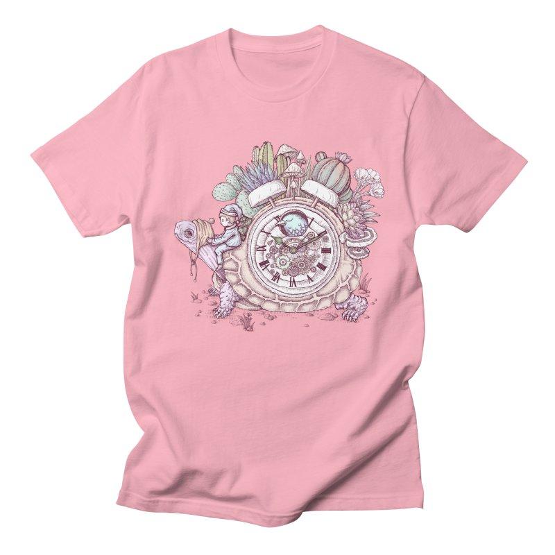 slow alarm clock Women's Regular Unisex T-Shirt by makapa's Artist Shop