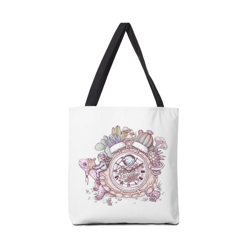 slow alarm clock Accessories Tote Bag Bag by makapa's Artist Shop