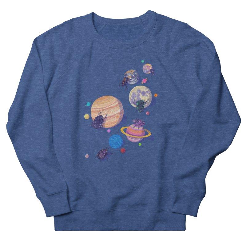 rolling stars Men's Sweatshirt by makapa's Artist Shop