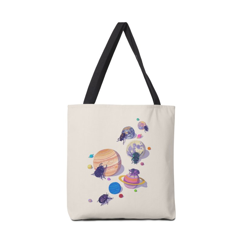 rolling stars Accessories Bag by makapa's Artist Shop