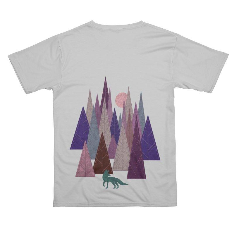 Strange forest Men's Cut & Sew by makart's Artist Shop