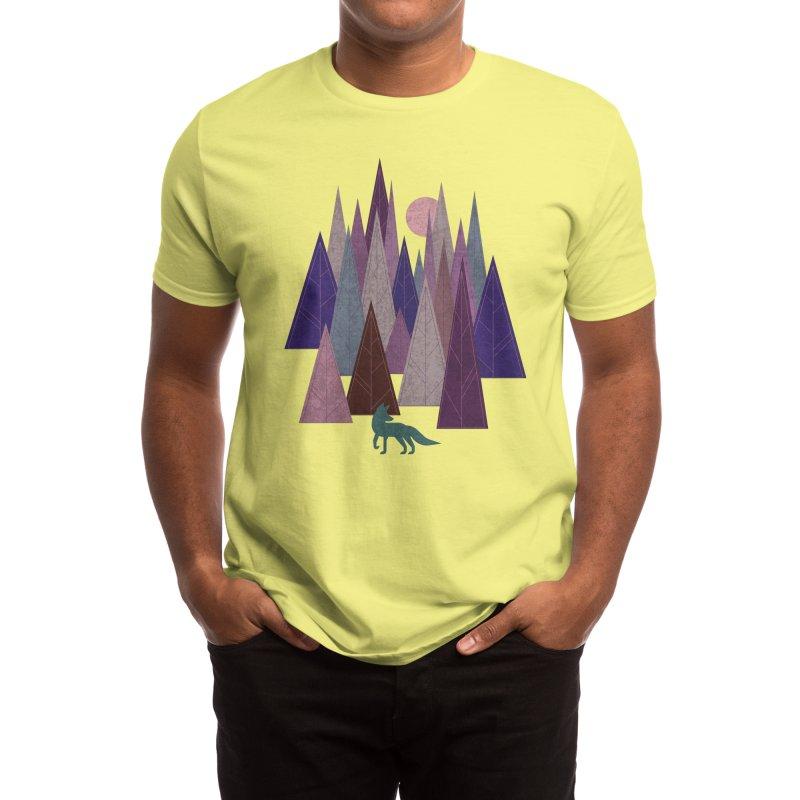 Strange forest Men's T-Shirt by makart's Artist Shop