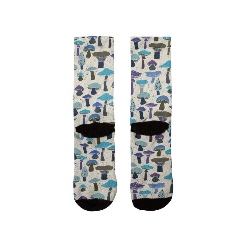 Magic mushrooms Women's Socks by makart's Artist Shop