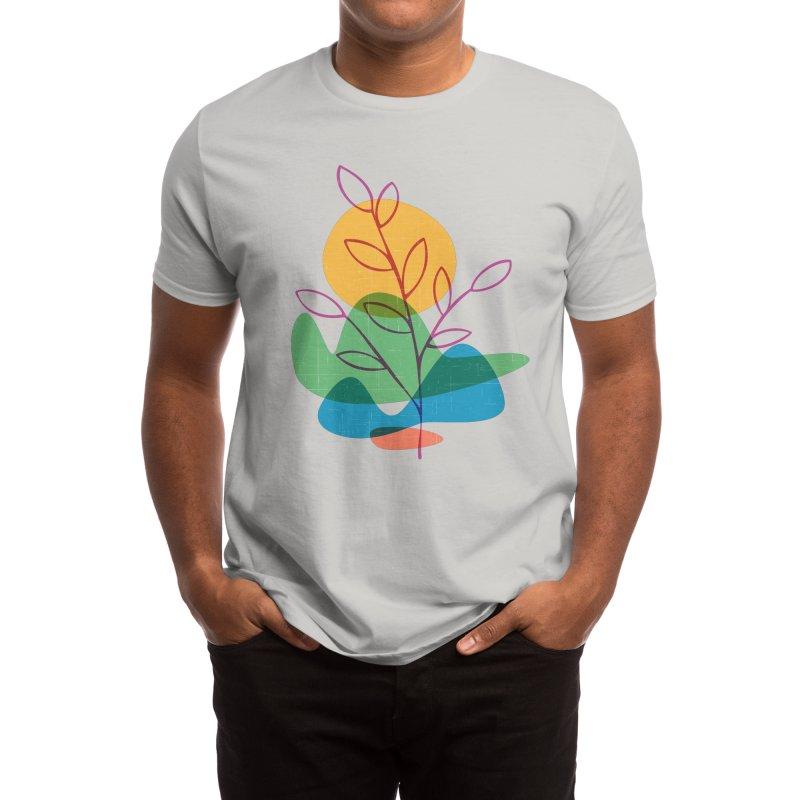 Summer mood Men's T-Shirt by makart's Artist Shop