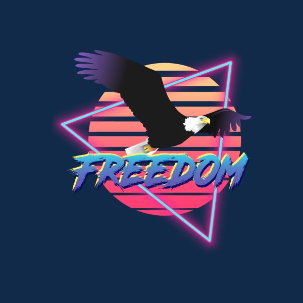 Design for Freedom-Retro wave