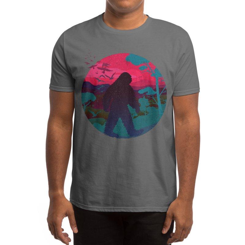 Unusual morning Men's T-Shirt by makart's Artist Shop