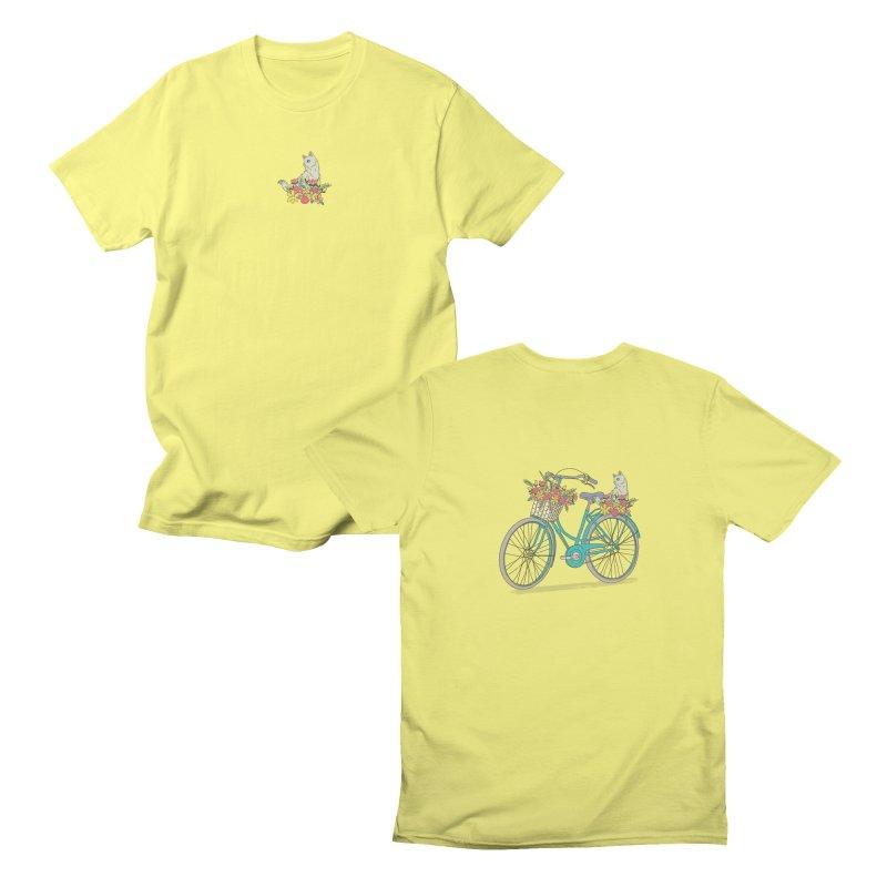 Vintage Countryside Mood Men's T-Shirt by makart's Artist Shop