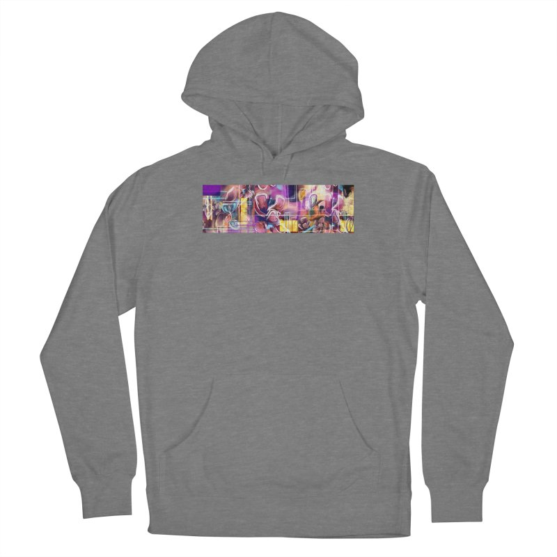 Growing through Spaces Women's Pullover Hoody by Makayla's Artist Shop