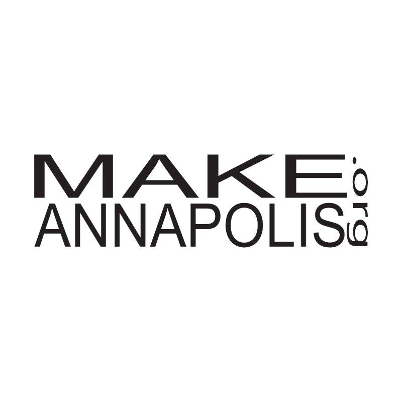 MakeAnnapolis.org (simple) Men's Tank by Annapolis Makerspace's Shop