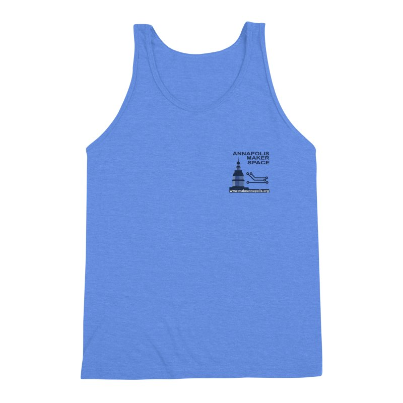 Logo - Small Men's Tank by Annapolis Makerspace's Shop