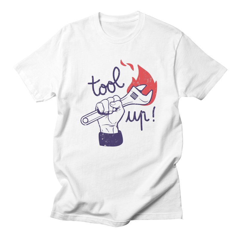 Tool up! Men's Regular T-Shirt by Maker Wear