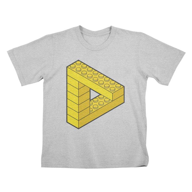 Penrose plays Kids T-Shirt by Maker Wear