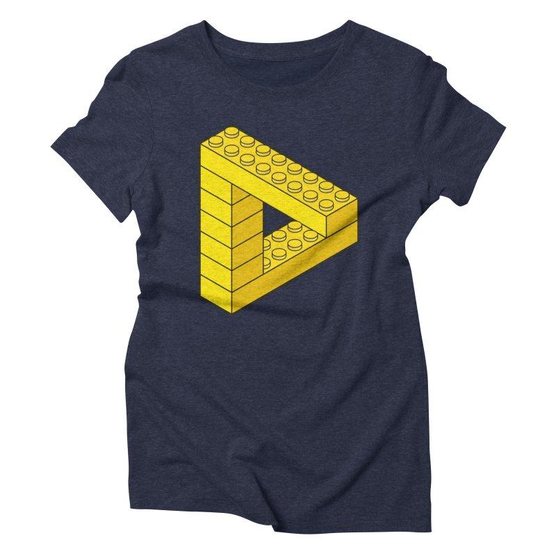 Penrose plays Women's Triblend T-Shirt by Maker Wear