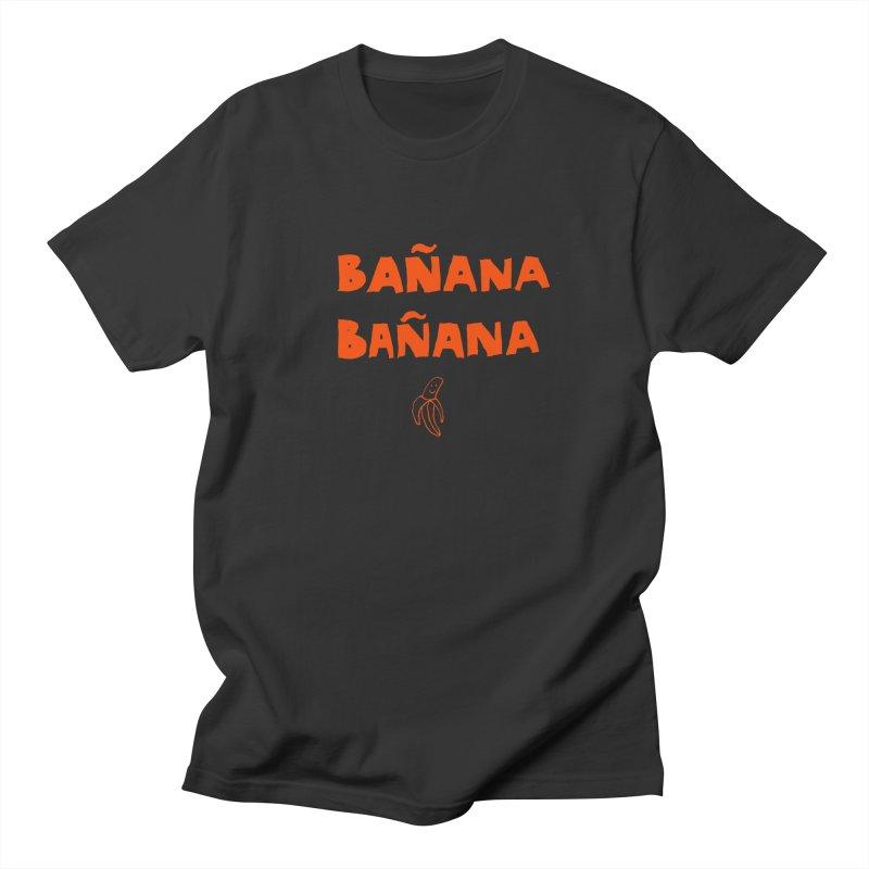 Bañana Bañana Men's T-Shirt by MAKI Artist Shop
