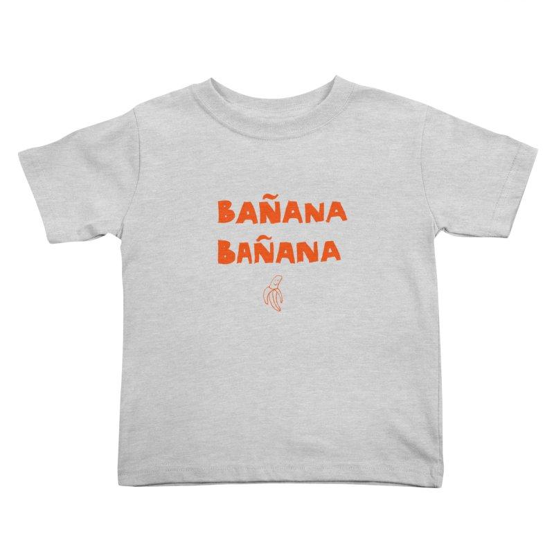 Bañana Bañana   by MAKI Artist Shop