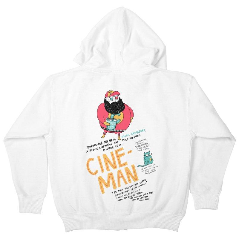 Cineman   by MAKI Artist Shop