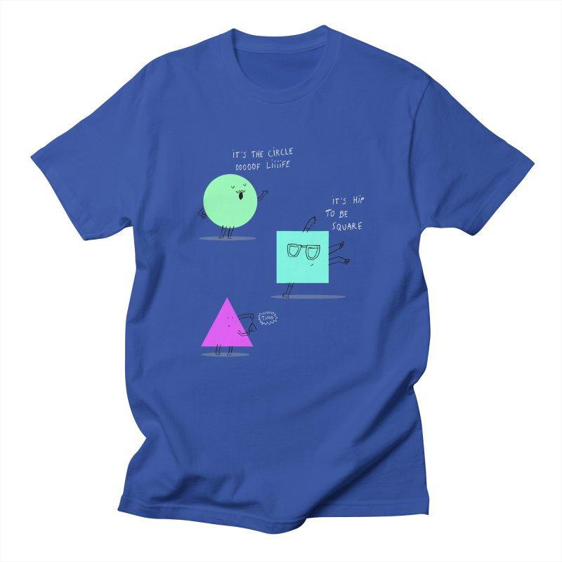 Shapes Men's T-Shirt by MAKI Artist Shop