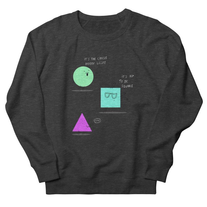 Shapes Women's Sweatshirt by MAKI Artist Shop