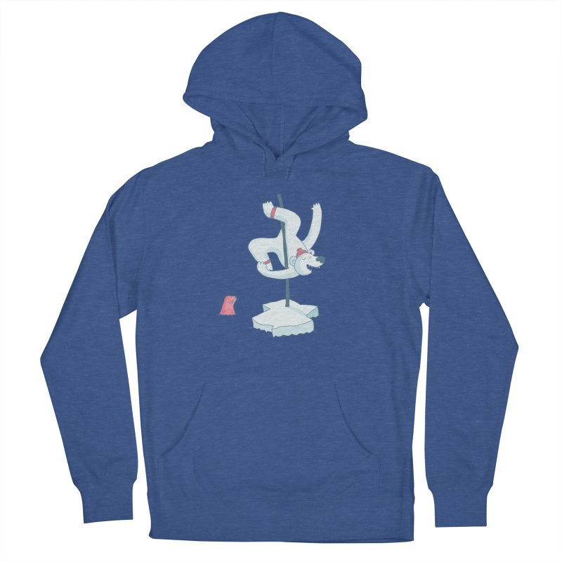 Polar Dance  Women's Pullover Hoody by MAKI Artist Shop